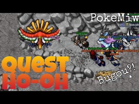 Quest Ho-oh |