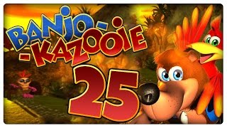Let's Play Banjo-kazooie Part 25: Frühling In Click Clock Wood