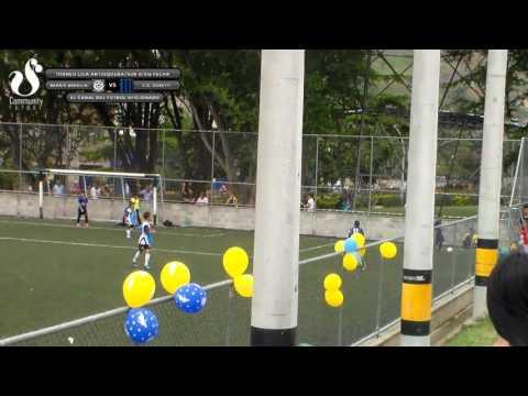 BARRIO BRASILIA vs C.D. GORETTI (partido completo)