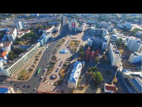 Проспект Независимости – главная магистраль и уникальная архитектурная доминанта Минска