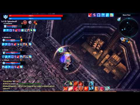 Let's Play Tera Episode 6 - I Crawl around a Dungeon with Ty
