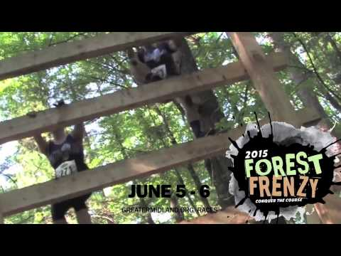 FOREST FRENZY HIGHLIGHTS 2014