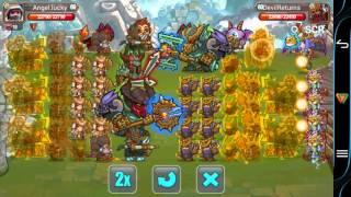 Little Empire Melee Angel.lucky027( Hacking Brain)