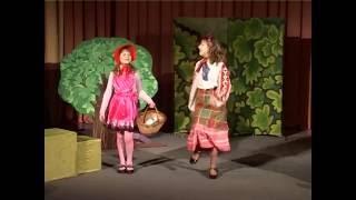 Спектакль ''Красная Шапочка'' по Е.Шварцу. ССЫЛКА В КОММЕНТАРИЯХ!!!
