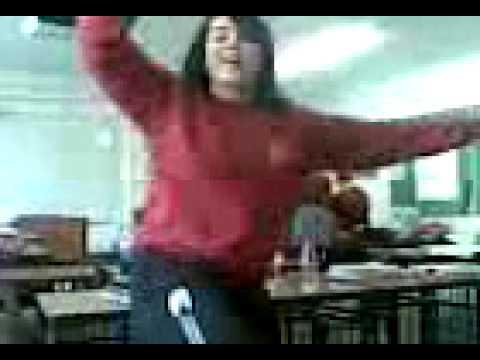 Aimee Jackson Dancing:L