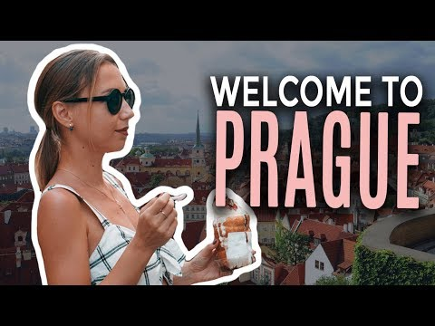 🇨🇿Prague guide | Travel vlog | Things to do in Prague