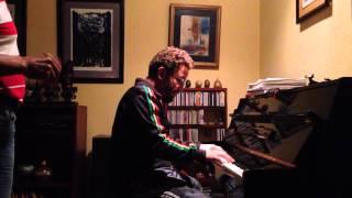Jugo de Piña - Piano (Alejandro Amador)