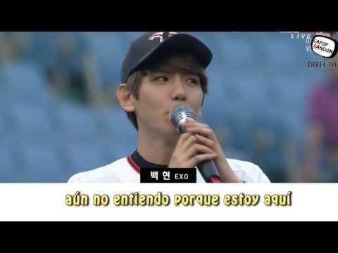 [CR TV] Parodia | Baekhyun diva deportista