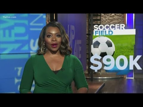 Soccer In The Streets, Bank Mistake, Leslie Jones With Supermarket Sweep: News In Numbers