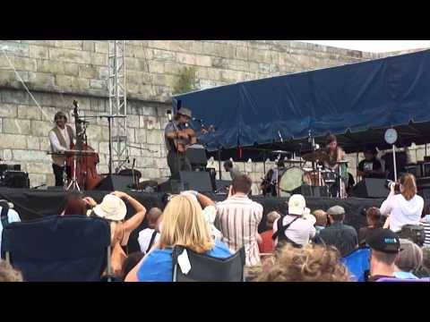 Low Anthem at Newport Folk Festival 2010--Apothecary Love