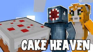 Minecraft Xbox - Island Of Eden - Cake Heaven! [29]