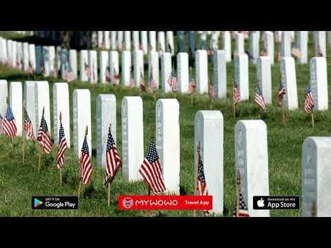 Arlington Cemetery – Presentation – Washington – Audio Guide – MyWoWo  Travel App