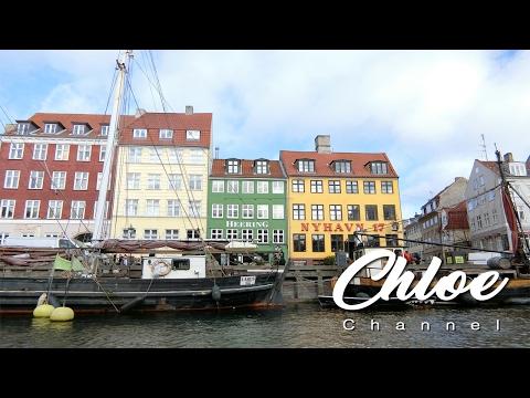 นั่งเรือเที่ยวรอบเมืองโคเปนเฮเกน เดนมาร์ค | Hello! Copenhagen Denmark