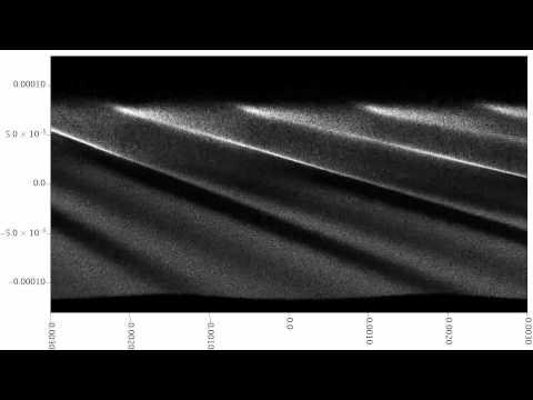 High Resolution Keeler Gap - Downstream Cell