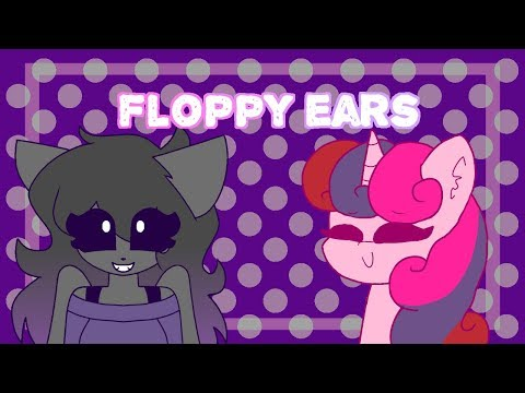 Floppy ears - meme (collab with Pinksie Heartwishes)