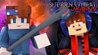THE FALLEN TREE! | SUPERNATURAL ORIGINS | EP 10 (Modded Supernatural Minecraft Roleplay)