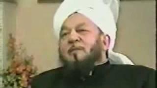 Interview on Ahmadiyya Centenary 1989.