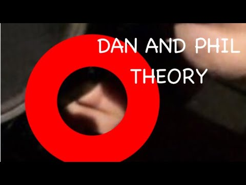 THEORY IS DAN AND PHIL HOLDING HANDS