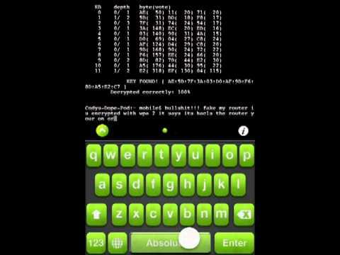 wepgen iphone