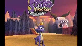 PSX Longplay [368] Spyro 2: Riptos Rage - (Part 1 of 3)
