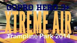 XTREME AIR Trampoline Park 2014 - GoPro 3+