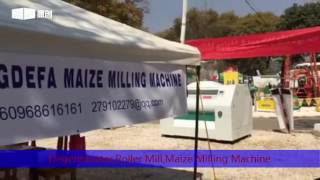 Hongdefa Machinery  90th Agricultural And Commercial Show in Lusaka