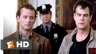 Ghostbusters (6/8) Movie CLIP - This Man Has No Dick (1984) HD