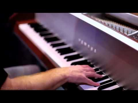 The Piano Guys - What Makes You Beautiful (One Direction)