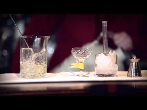 Imperial Palace Martini at Eau De Vie | Sydney & Melbourne | Drinks Network