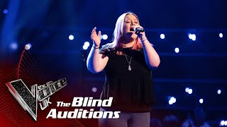 Trinity-Leigh Cooper's 'Stone Cold' | Blind Auditions | The Voice UK 2020
