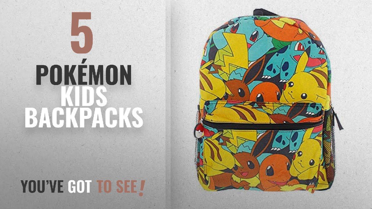 Best Pokémon Kids Backpacks  2018   Pokemon 16
