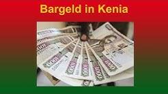 Kenia Info: Bargeld in Kenia