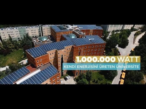 Yeditepe University 2019-2020 Promotional Video