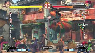 CCG Air (Ryu) Vs. I Sixth Sense I (Viper)