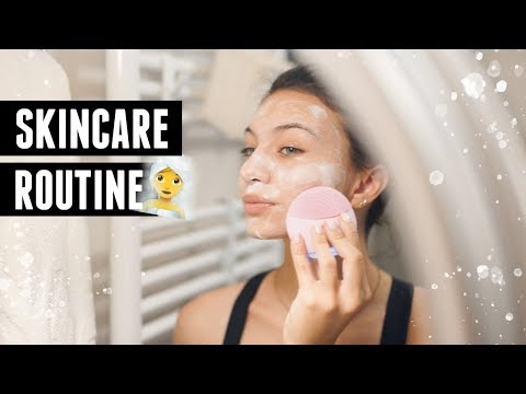SKIN CARE + Foreo LUNA mini 3 review✨ | Ema Luketin