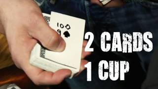 2 AMAZING Card Tricks at Once! Is This Magic?