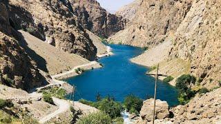 #Самое Красивое место Таджикистана#Таджикистан#Узбекистан#Семь Озер Таджикистана#