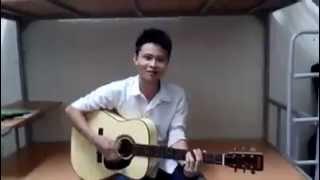 Môi xinh nụ cười guitar