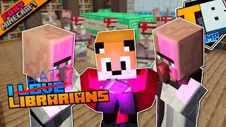 How to Librarian! | Truly Bedrock Season 1 [73] | Minecraft Bedrock Edition SMP