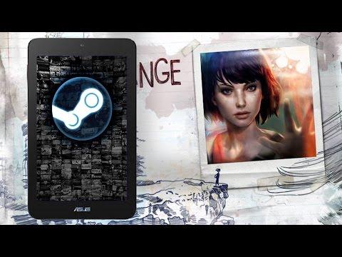 """Asus Vivotab Note 8 Gaming \ Life is Strange (""""Atom Z3740"""")"""