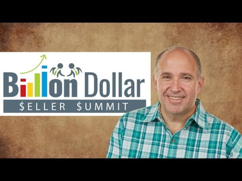Billion Dollar Seller Summit by Kevin King