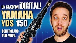 ?Pruebo un SAXOFÓN DIGITAL | ?Yamaha YDS-150 Review | Música Encriptada