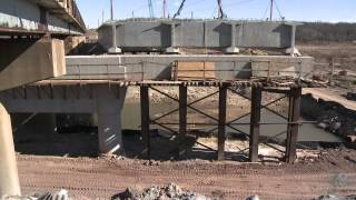 Accelerated Bridge Construction On Sh-51