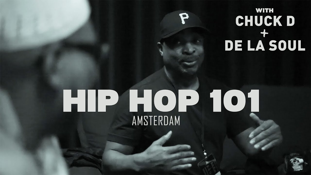 CHUCK D & DE LA SOUL REMINISCE ABOUT HOW THEY STARTED IN THE MUSIC BUSINESS
