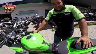 Kawasaki Ninja 400 test ride review rachinha