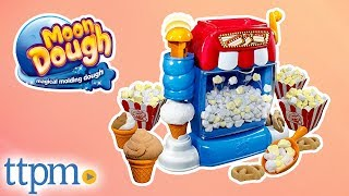 Moon Dough Snack Shop from Spin Master