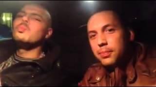 JUICE I DJ FACA - GATAJ MI GATAJ (UZIVO IZ AUTA)