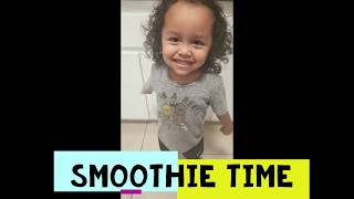 Easy Healthy Watermelon Smoothie For Toddlers