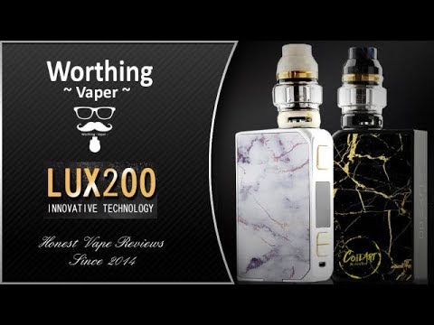 Coilart Lux 200 Kit Review   Quality and Performance?   Ecigclick