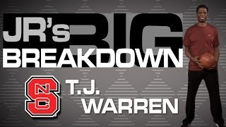 T.J. Warren in the NBA Draft | JR
